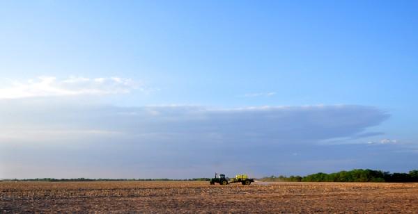 Kansas farming